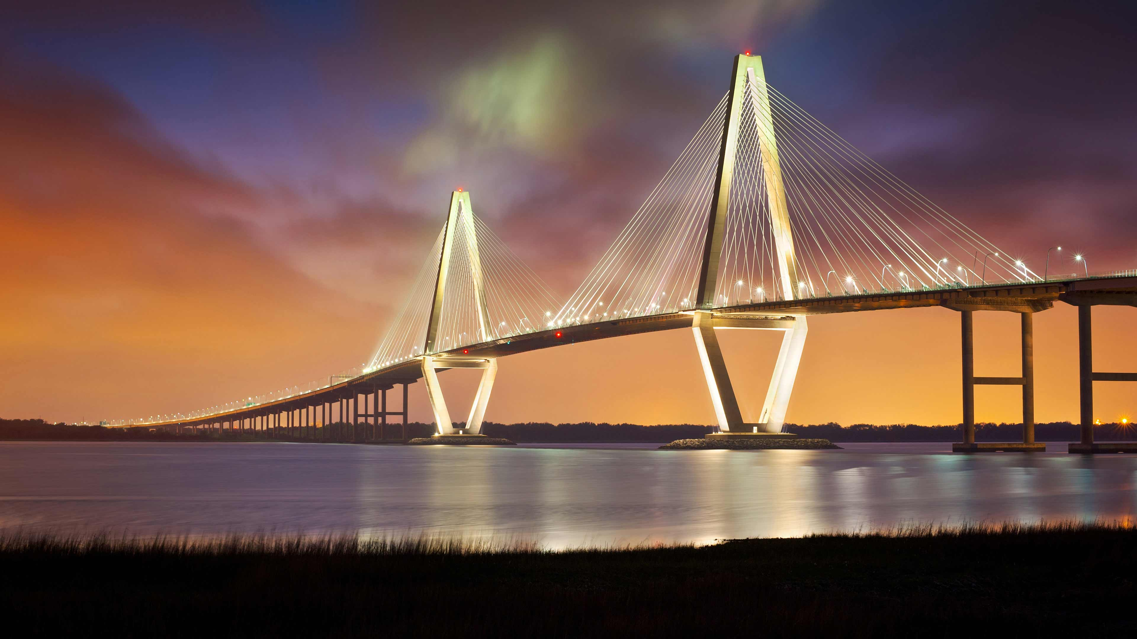 Arthur Ravenel Jr. Bridge South Carolina SC